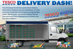 Tesco's Delivery Dash!